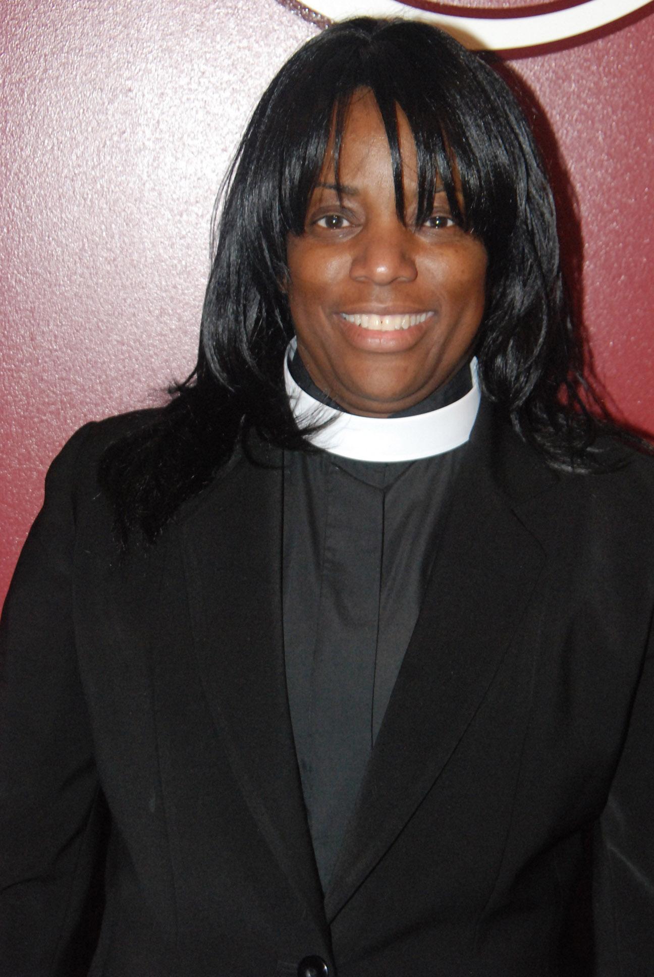 Reverend Sharon Burton
